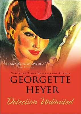 Detection Unlimited By Heyer, Georgette