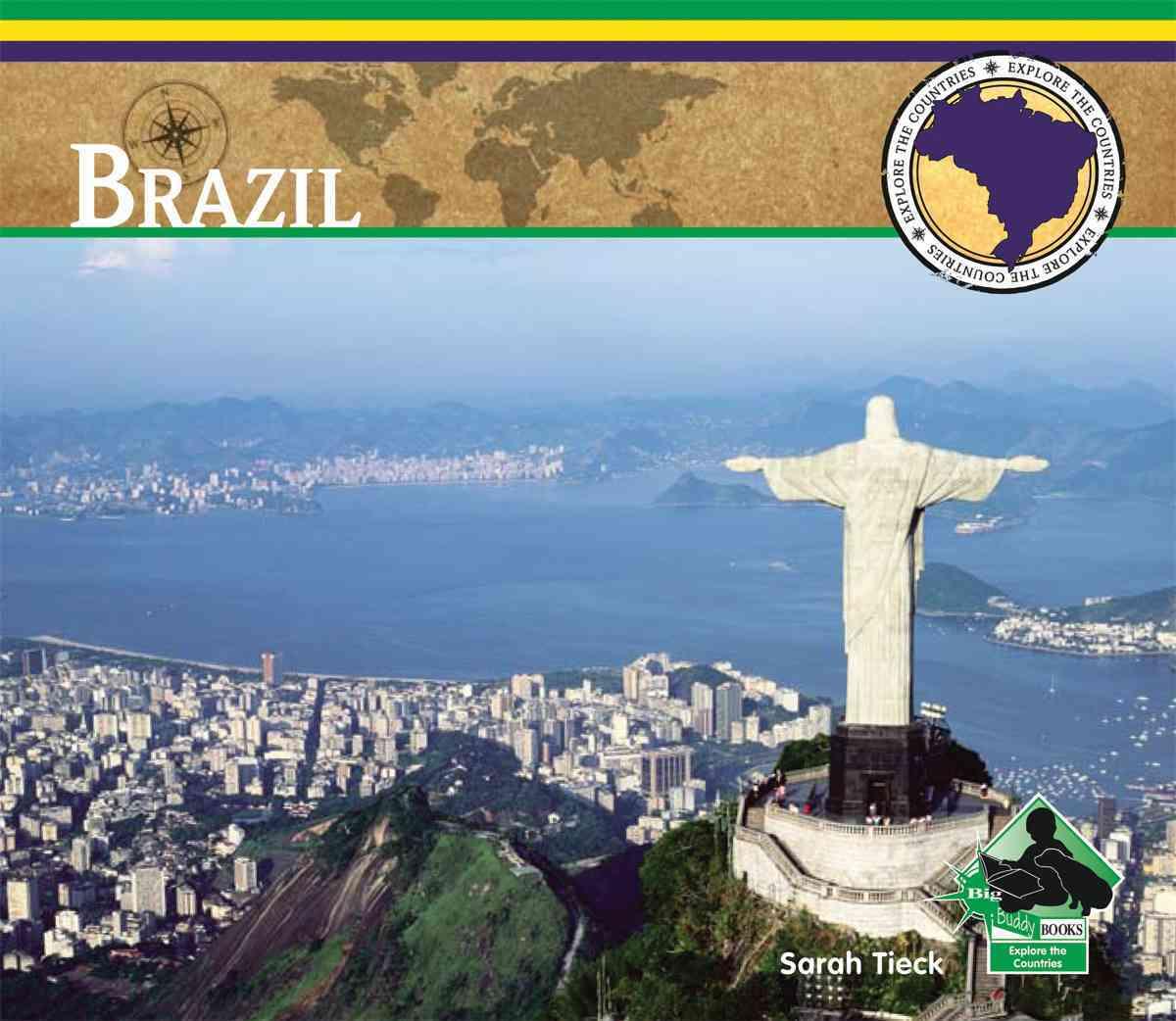 Brazil By Tieck, Sarah